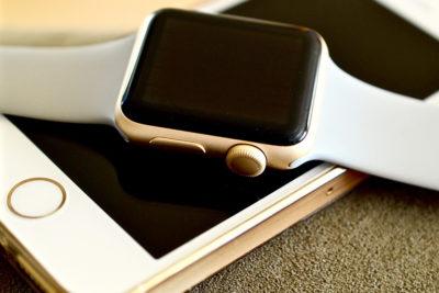 iPhone и Apple Watch