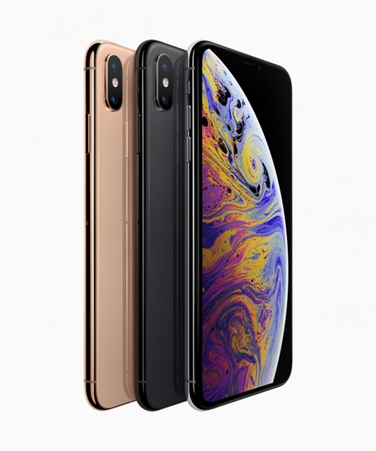 iPhone Xs цвета