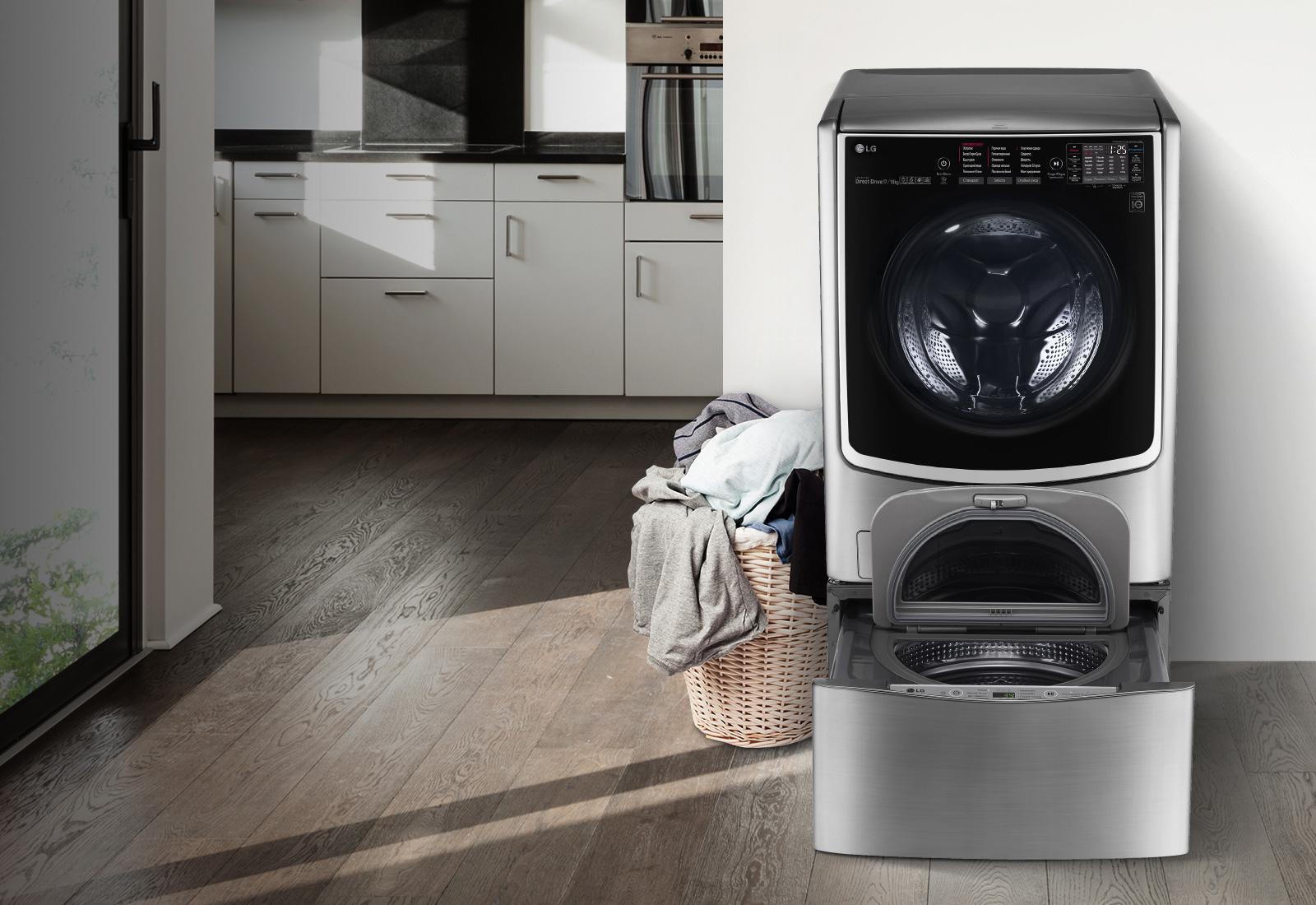 стиральные машинки с функцией сушки 3