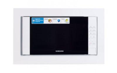 Мікрохвильова піч (НВЧ) встраиваемая Samsung FW77SR-W/BWT
