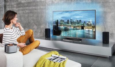 Новое поколение телевизоров JVC