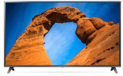Телевізор LG 75UK6750PLB
