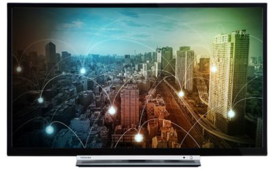 Телевизор Toshiba 24W3753DG