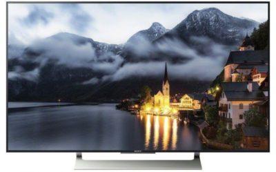 Телевизор Sony KD49XE9005BR2