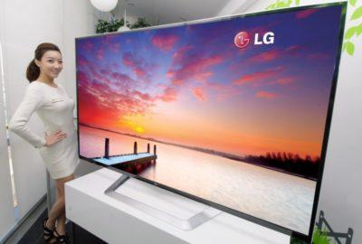 Телевизор LG 84LM960V с 84-дюймовым экраном