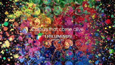 Технологія Трілюмінос - вибух фарб