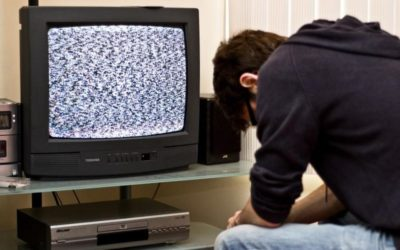 Телевизор не работает