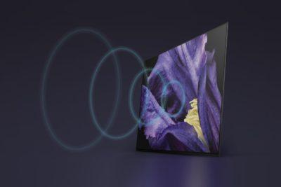 Acoustic Surface - телевізор випромінює звукові хвилі