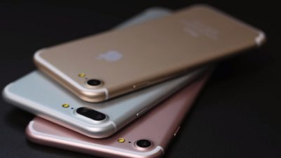 3 айфона
