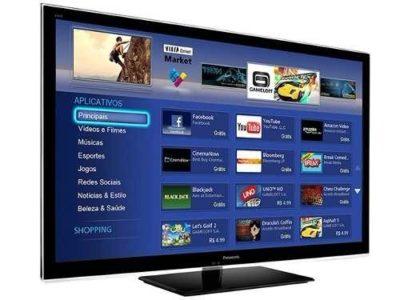 Телевизор и Viera Connect