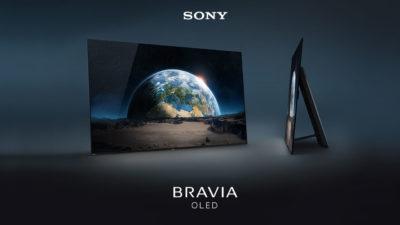 Sony BRAVIA - планета Земля на экране