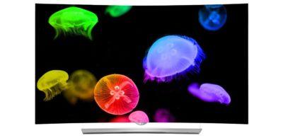 Экран с медузами