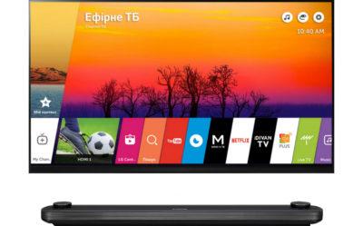 Телевізор LG OLED65W8PLA