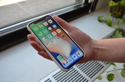 Делаем скрин на iPhone X