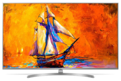 Телевізор LG 55UK7550PLA