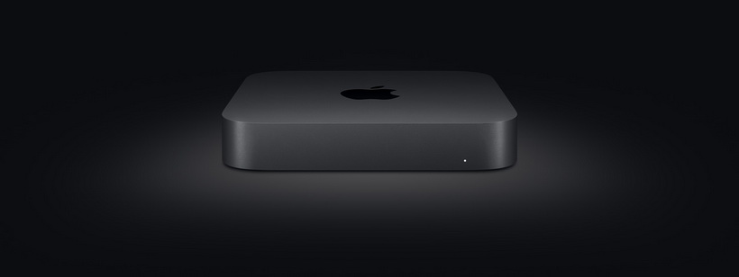 Apple Mac Mini-имиджевая картинка
