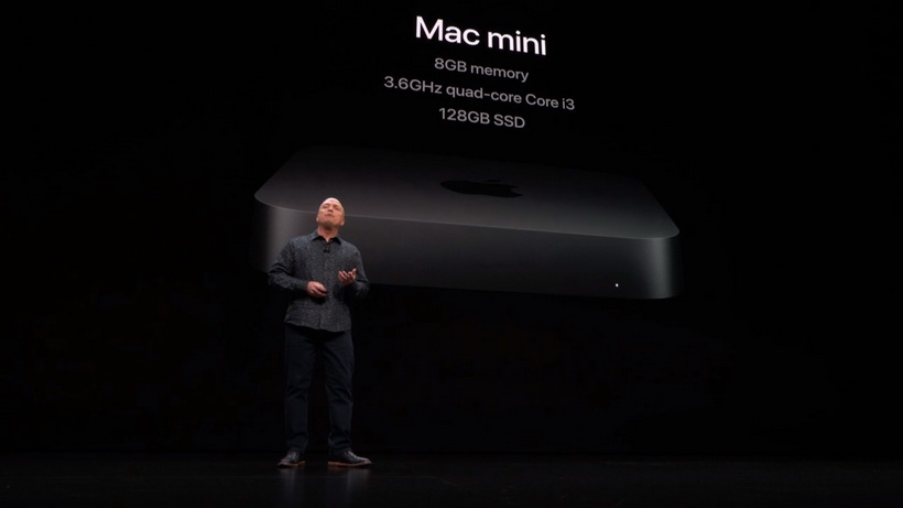 Apple Mac Mini-новинка