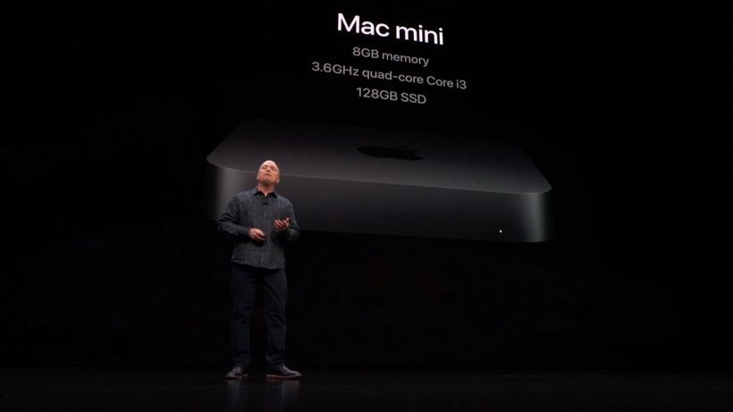 Apple Mac Mini-новинка
