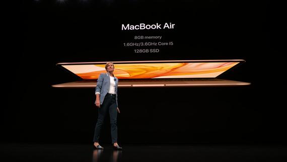 Apple MacBook Air 2018-конфигурация