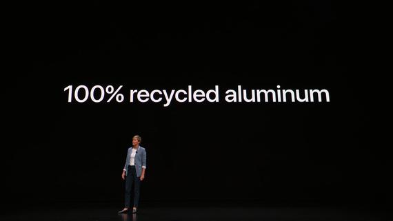 Apple MacBook Air 2018-переработанный алюминий