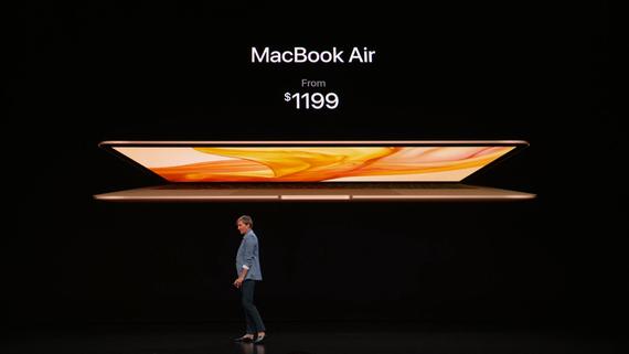 Apple MacBook Air 2018-цена