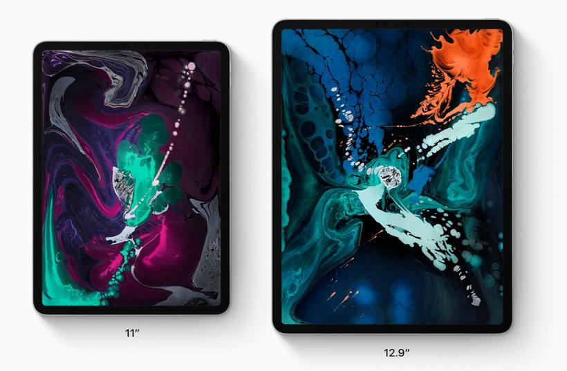 Apple iPad Pro-диагональ экрана
