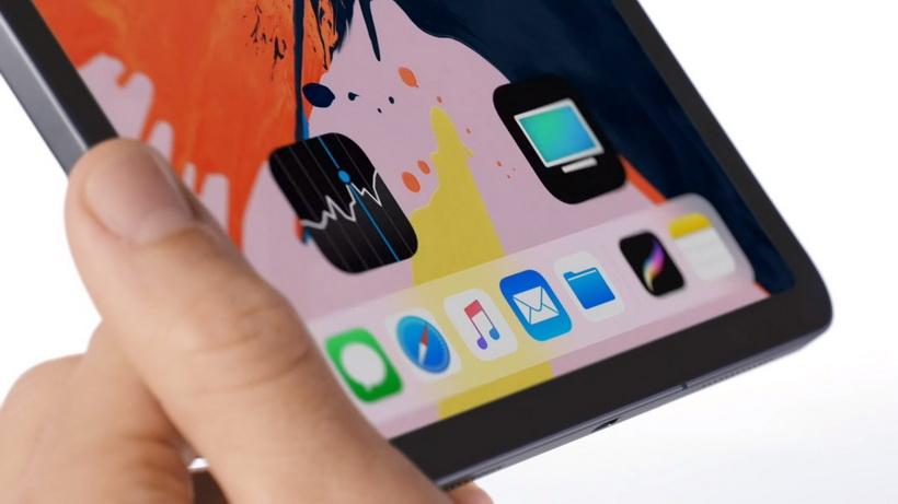 Apple iPad Pro-эргономика
