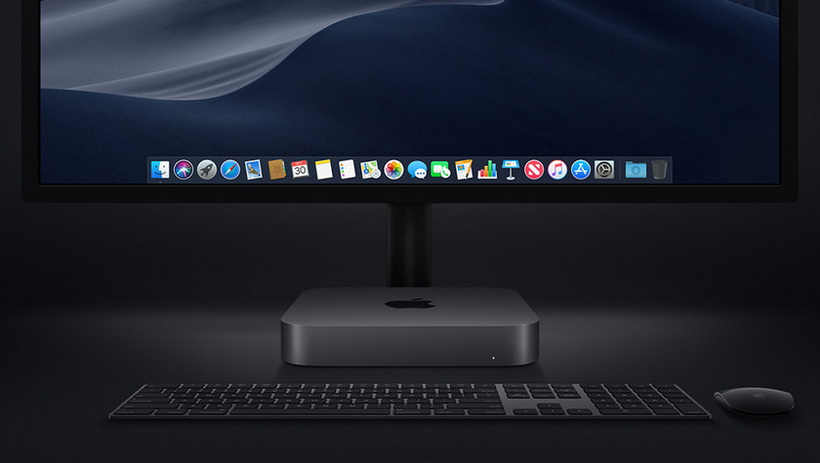 Apple-новый Mac Mini старт продаж