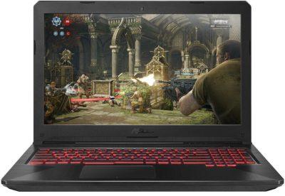 Asus TUF Gaming FX504GE (ноутбук Asus TUF Gaming FX504GE)
