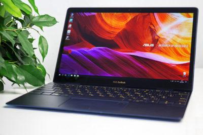 Asus ZenBook 3 UX390UA (ноутбук Asus ZenBook 3 UX390UA)