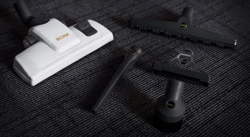BORK V601-профессиональная уборка комплект поставки
