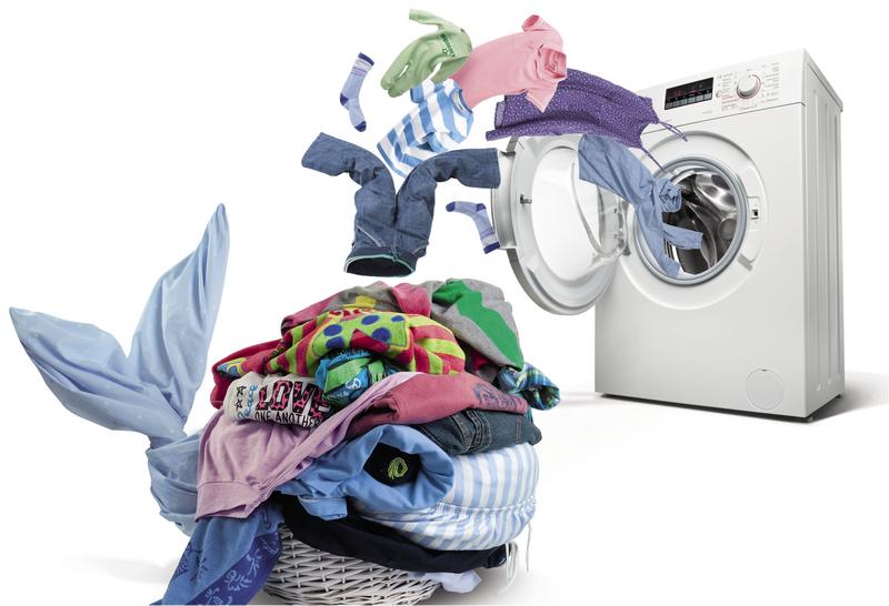 Большая стирка-экономичные стиральные машины для большой семьи