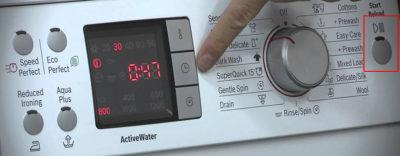 Bosch (коды ошибок стиральных машин Bosch)