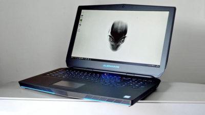 Dell Alienware 17 (ноутбук Dell Alienware 17 GTX 1070)