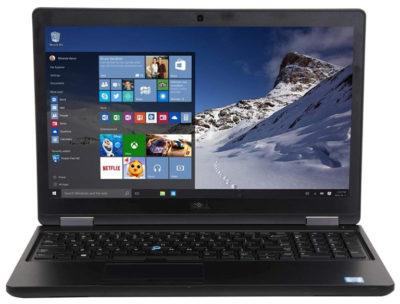 Dell Latitude 5580 (ноутбук Dell Latitude 5580)