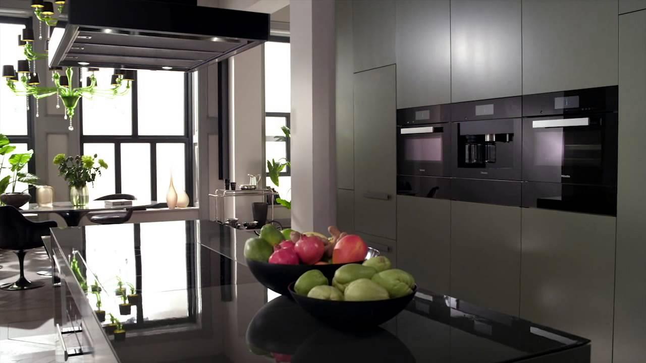 Дизайн кухни с духовым шкафом