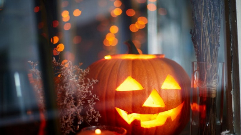 Джек фонарь-как отметить Хэллоуин