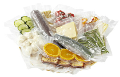 «Еда в пакетах»