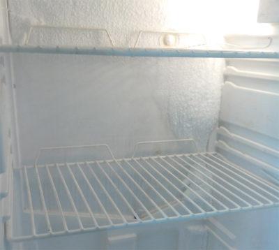 FeQezfdb (промерзання задньої стінки холодильника)