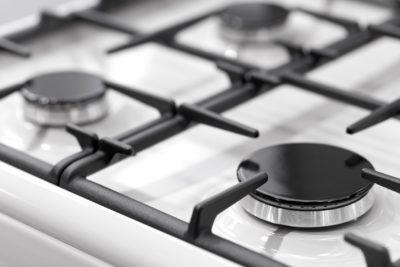 Варильна панель газової плити