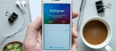 Использование Инстаграма в свободное от работы время