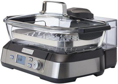 Пароварка Cuisinart STM1000E