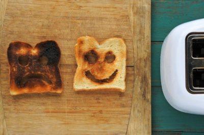 Поради щодо використання тостера