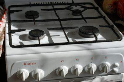 Обслуживание плиты Gefest
