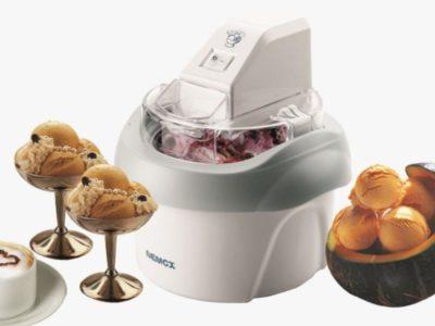 Напівавтоматична морозивниця