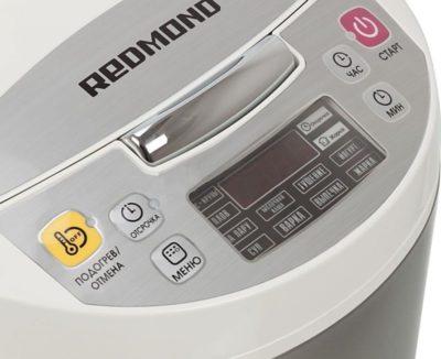 Дисплей мультиварки Redmond