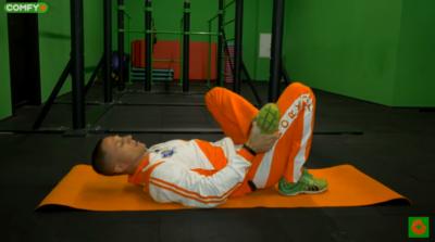 Снимаем напряжение со спины
