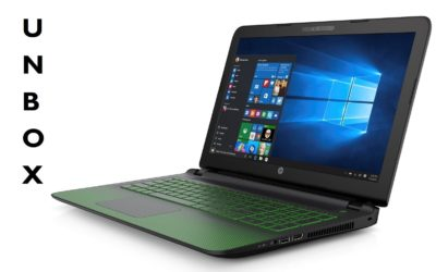HP Pavilion Power 15-cb013ur (ноутбук HP Pavilion Power 15-cb013ur)