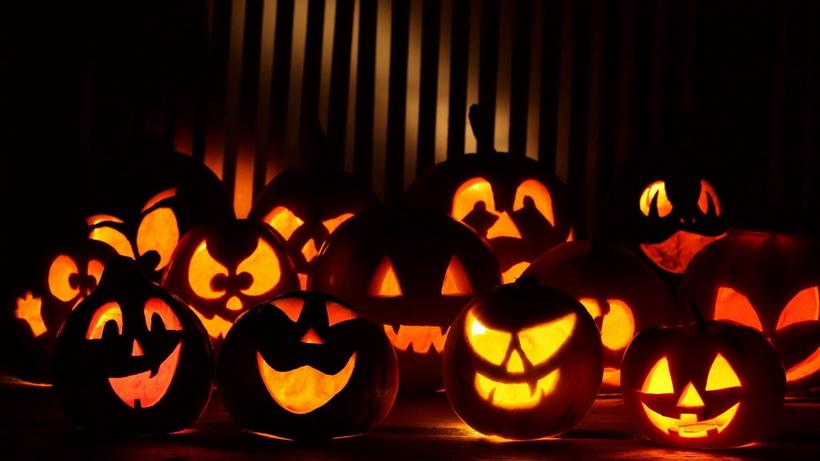 Halloween Pumpkin-Светильник Джека