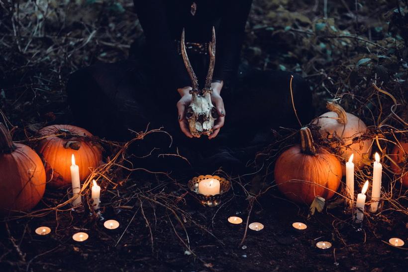 Halloween-история и традиции